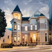 Mansion on Sutter, hotel v destinaci San Francisco
