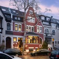 Monopol Boutique Hotel, отель в Бремене