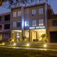 Rado Hotel - Quintanas, hotel en Trujillo