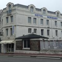 Hôtel Normandy, hotel in Fécamp