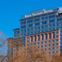 Four Seasons Hotel Beijing, hotel v Pekingu