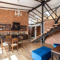 Wehost Apartment Vintage Mezzanine