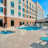 Hilton Garden Inn Houston Hobby Airport, hotel near William P. Hobby Airport - HOU, Houston
