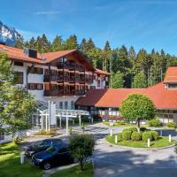 Hotel am Badersee, hotel in Grainau
