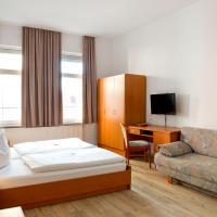 Hotel Thüringer Hof, отель в городе Йена