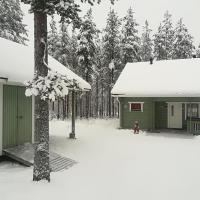 Villa Wästä-Räkki, hôtel à Luosto