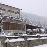 Vila Briana, hotel din Păltiniş