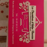 Les chambres d hôtes fleuries de la jardinerie d origny
