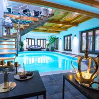 """Moment s"" pool house Trakoscan"
