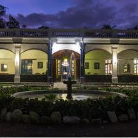 Hostería Hacienda Pinsaqui, hotel em Otavalo