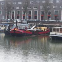 Boat-Apartment Rotterdam Hoop