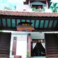 Snooze Garden, hotel in Hue