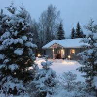 Villa Alexinranta, hotel in Nilsiä