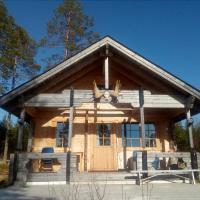 Tarinatupa Simojärvi, hotel in Impiö