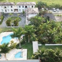 Jabaquara Beach Resort, hotell i Paraty