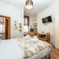 Lovely Studio apartment in Old Street - City4