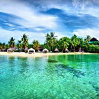 Badian Island Wellness Resort, hotel in Badian