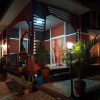 บ้านไร่ ริมธาร (brook house @ inthanon), hotel in Chom Thong
