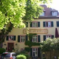 Hotel Am Schloss, отель в городе Альцай