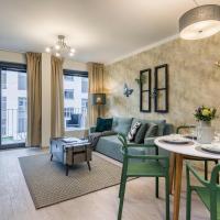Prague Luxury Apartments Parking by Michal&Friends
