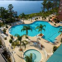 Penthouse Close to Disney area and Malls water view