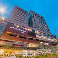 Hotel Mocawa Plaza Armenia, отель в городе Армения