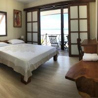 Hakamanu Lodge, hotel in Tikehau