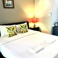 The Green Plaza Hotel, hotel in Bangrak Beach