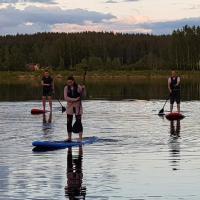 Pitkämö Canyon Camping Oy, hotel in Kurikka