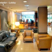 Hotel Solans Libertador, отель в городе Росарио