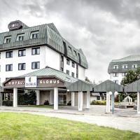 Hotel Globus, отель в Праге
