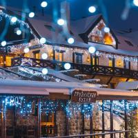 Staraya Melnitsa Holiday Park, hotel in Solnechnoye