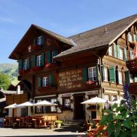 Posthotel Rössli, hotel in Gstaad
