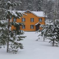Дачный отель Лесные поляны, отель в городе Mitino