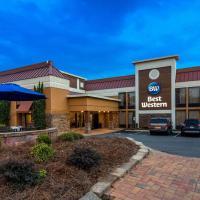 Best Western Gastonia, hotel in Gastonia