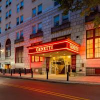Genetti Hotel, SureStay Collection by Best Western, hotel in Williamsport