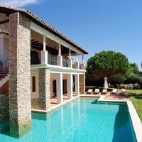 Quinta do Lago Villa Sleeps 10 Pool Air Con WiFi