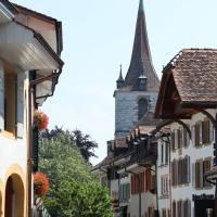 The Old Town Flat, Hotel in Murten