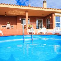 Villa Margarita Fantastic Home, hotell sihtkohas Ríudecañas