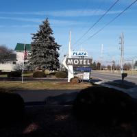 Plaza Motel Bryan, hotel in Bryan