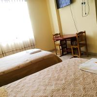 Sandel, hotel in Barranca