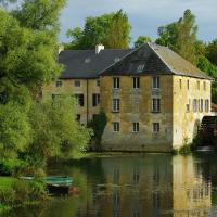 Residence Moulin Le Cygne, hotel in Stenay