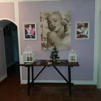 La Mansarda di Marilyn, hotell i Cetona