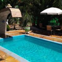 Pousada Familia, hotel em Santo Antônio do Pinhal