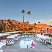 Skylark Hotel, hôtel à Palm Springs