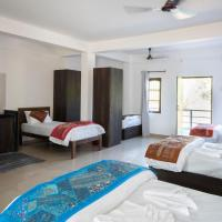 AGONDA SUNSET HOSTEL,阿貢達的飯店