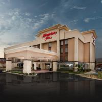 Hampton Inn Tulsa/Broken Arrow