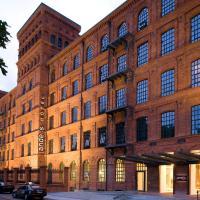 Vienna House Andel's Lodz – hotel w Łodzi