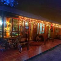 Mae Joa Turismo - Cabañas & Camping Familiar, hotel en Ancud
