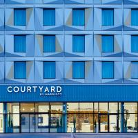 Courtyard by Marriott Luton Airport, hotel in Luton
